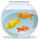 Fish Bowl Emoticon
