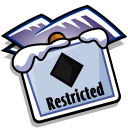 Folder Restricted Emoticon
