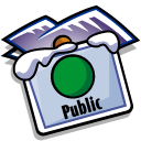 Folder Public Emoticon