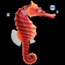 Seahorse Emoticon