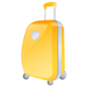 Suitcase Emoticon
