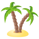 Palm Tree Emoticon