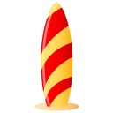 Surfboard Emoticon