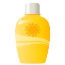 Sun Protection Emoticon