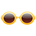 Sun Glasses Emoticon
