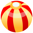 Beach Ball Emoticon