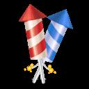 Firecracker Emoticon