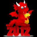 Dragon Emoticon