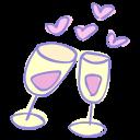 Drink Cheers Emoticon