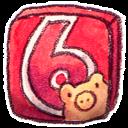 6 June Emoticon