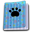 Teeny Folder Emoticon