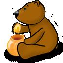 I Like Honey Emoticon