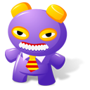 Tooth Toy Emoticon