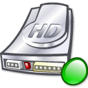 Hdd Mount Emoticon