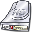 Hard Drive Emoticon