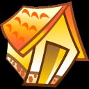 Folder Home Emoticon