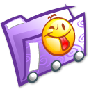 Folder Favorites2 Emoticon