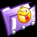 Folder Favorites2 Emoticon