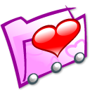 Folder Favorites Emoticon
