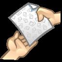 File Share Emoticon