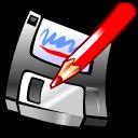 File Save As Emoticon