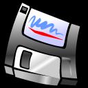 File Save Emoticon