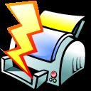 File Quick Print Emoticon