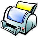 File Print Emoticon