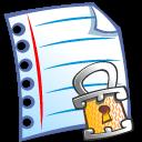 File Locked Emoticon