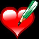 Bookmark Add Emoticon