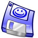 3floppy Unmount Emoticon