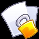 Lock File Emoticon