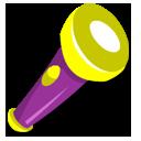 Flashlight Emoticon