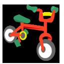 Bike Emoticon