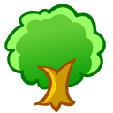 Tree Emoticon