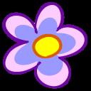 Flower Emoticon