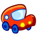 Car Emoticon