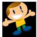 Boy Emoticon
