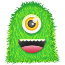 Green Monster Emoticon