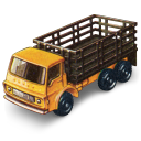 Stake Truck Emoticon