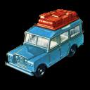 Safari Land Rover Emoticon