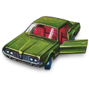 Mercury Cougar Emoticon
