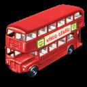 London Bus Emoticon
