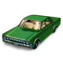 Lincoln Continental Emoticon