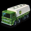 Leyland Petrol Tanker Emoticon
