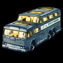 Greyhound Bus Emoticon