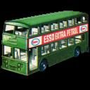 Daimler Bus Emoticon