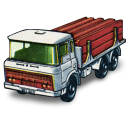 DAF Girder Truck Emoticon