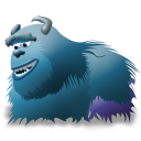 Sulley Emoticon