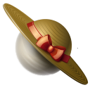 Saturn Emoticon